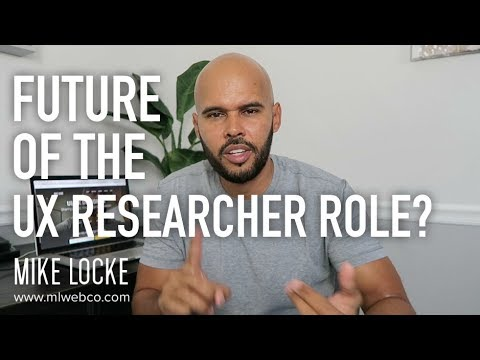 The Future of the UX Researcher Role in Danger?