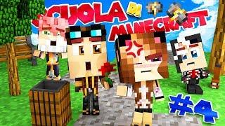 HO FATTO LA SPIA!! - Scuola di Minecraft #4