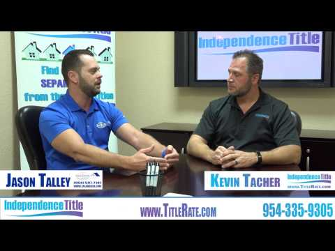 How to Read a Tax and Lien Search on Florida Real Estate Closings with Independence Title
