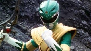 Power Rangers vs Evil Green Ranger (Mighty Morphin Power Rangers)