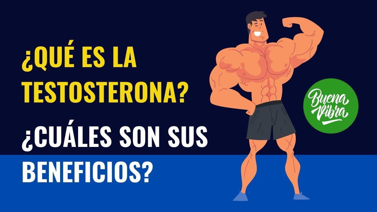 Para que sirve la testosterona (beneficios de la testosterona)