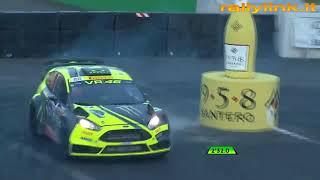 ROSSI-CASSINA Vs BONANOMI-PIROLLO  Rally di Monza 2017