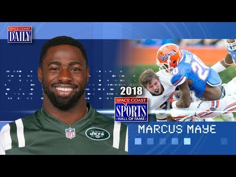Marcus Maye: 2018 Space Coast Sports Hall of Fame
