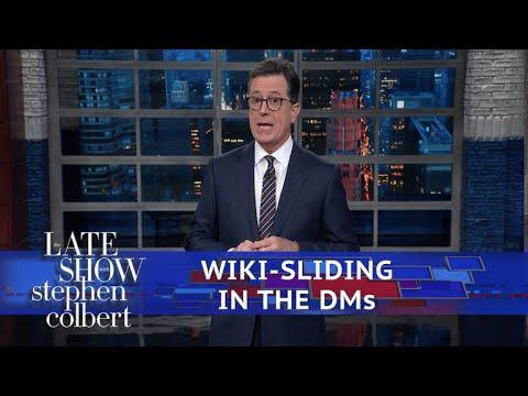 Donald Trump Jr. Wiki-Slides Into The DMs