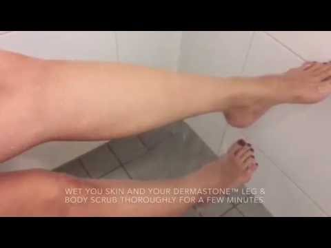 How to Get Rid of Dry/Dead Skin, Ashy Skin, and Minimize Ingrown Hair and Strawberry Legs
