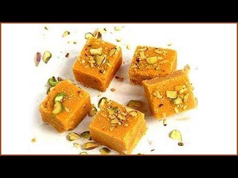 Mohanthaal - Sanjeev Kapoor - Quick Chef