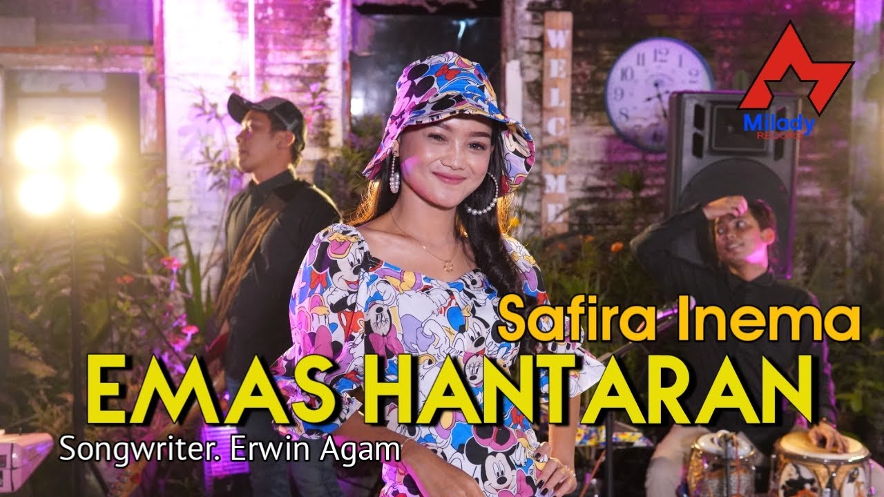 Download Safira Inema - Emas Hantaran / Berakhir Sudah Impian Cinta (OFFICIAL) MP3 Gratis