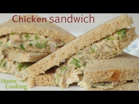 Chicken Sandwich   Ventuno Home Cooking