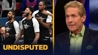 Players demanding trades has 'gotten a little out of control' — Skip Bayless | NBA | UNDISPUTED