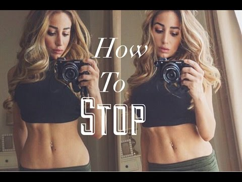 STOP over eating & gaining weight | THIS WORKS!!