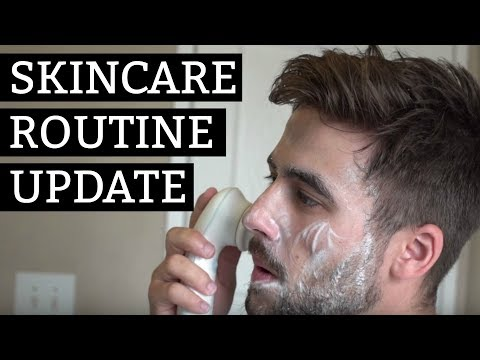 Skincare Routine 2017 Update | How to get Clear Skin For men | How to Get Clear Skin Fast