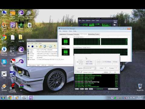 overclocking AMD Athlon dual core 1.9 - 5.2 GHZ