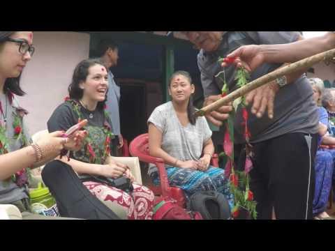 A Trip to Nepal - Spring 2016 Documentary