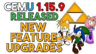 Cemu 1 15 6 Released | New UI/UX Options, Recompiler Upgrades & More