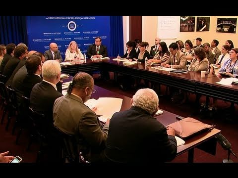 Hispanic Policy Conference Breakout Session Part 1