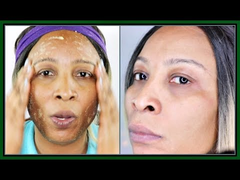 BAKING SODA COCONUT OIL AND OATMEAL CAN MAKE YOU LOOK YOUNGER IN 3 MINUTES |Khichi Beauty