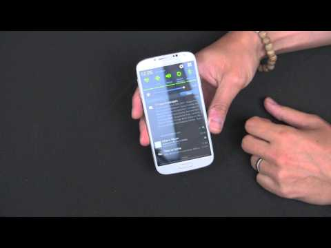 How To Use Multi Window On The Samsung Galaxy S4 - Tutorial by Gazelle.com