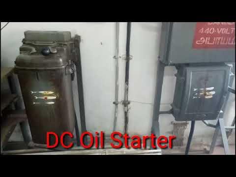 Oil Type DC Starter
