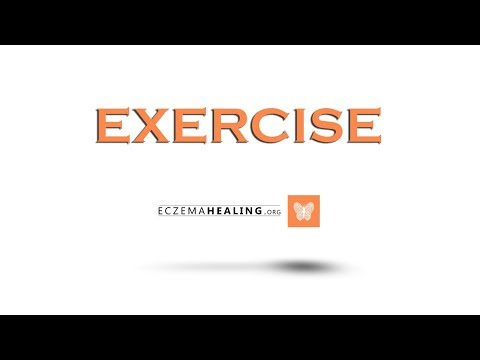 How to Exercise for Eczema Healing? [Course Extract]