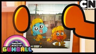 Gumball | What's In The Valley Betwixt Two Hills? | Cartoon Network