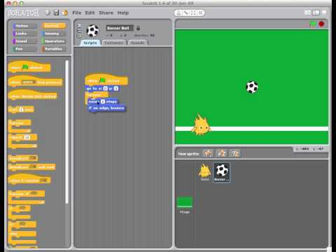 Scratch Lesson 4  Soccer Scripts