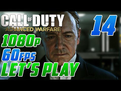 Call of Duty: Advanced Warfare Let's Play