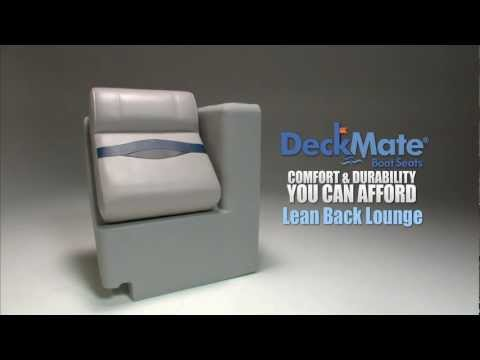 DeckMate Lean Back Lounge Seats