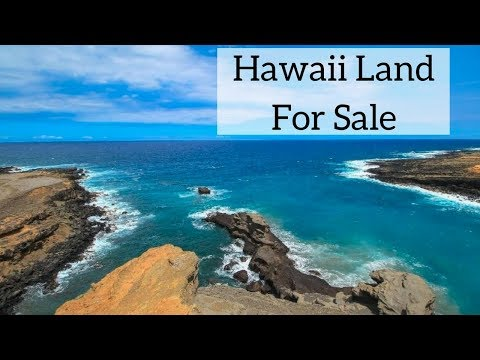 Hawaii Land For Sale