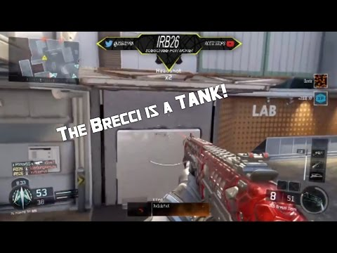 The Brecci is a tank! (Black Ops 3 Multiplayer)