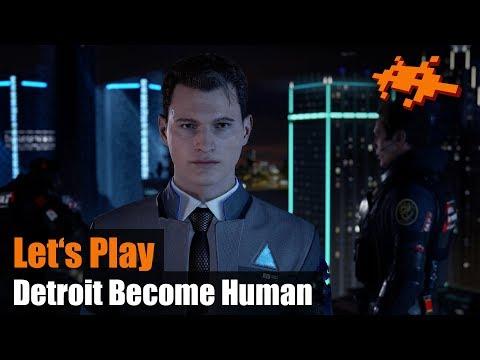Detroit Become Human #01: Der perfekte Einstieg [PS4 Pro]