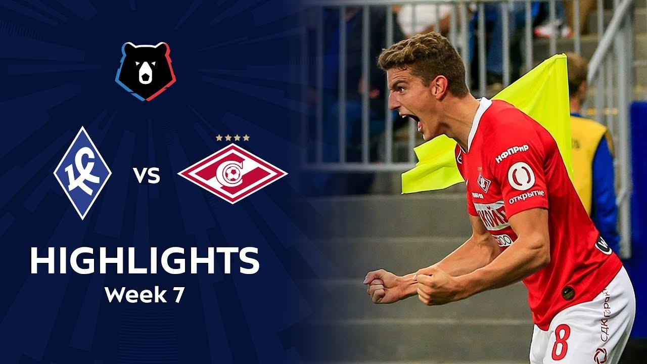Highlights Krylia Sovetov vs Spartak (1-2) | RPL 2019/20
