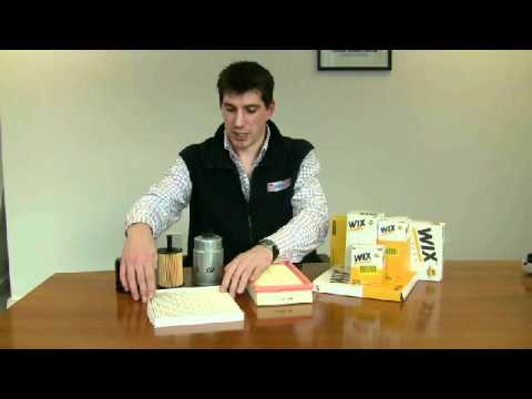 Wix Filtration: Oil, Air, Fuel, Pollen / Cabin Filters