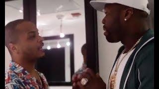 T.I. Confronts 50 Cent About Money He Owes