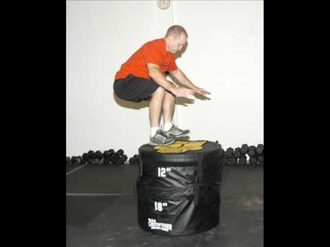 Rae Crowther Co. - SmartJump Plyo Boxes