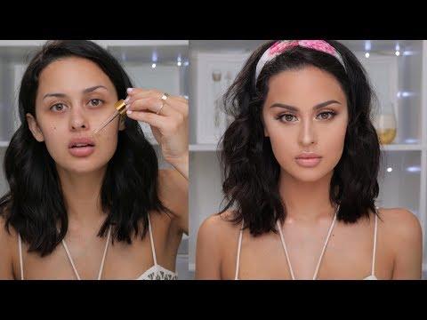 Fresh Face Natural Makeup Tutorial