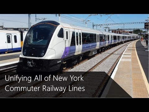 New York Rail Modernization and AirTrain LaGuardia Extension