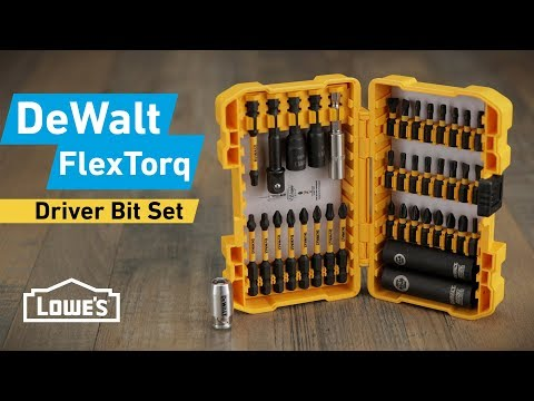 Tool Review: DeWalt Flex Torq Impact Ready Bits
