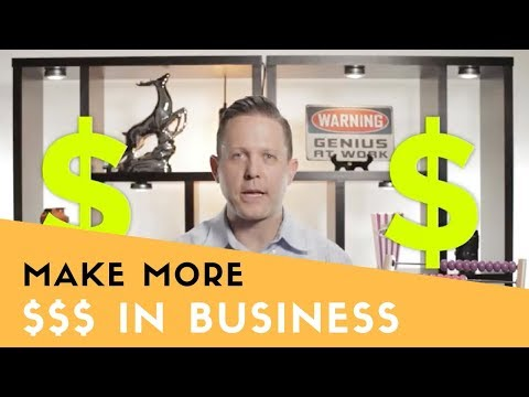 Make More Money In Business