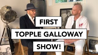 Topple Galloway (1) FIRST TOPPLE GALLOWAY SHOW!