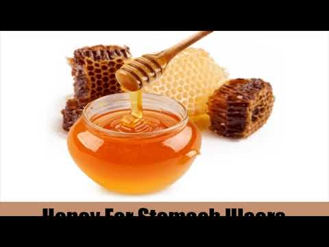Best Home Treatment For Stomach Ulcers Is Honey- How To Use