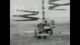 1920s Early Helicopters