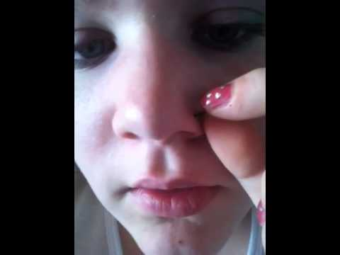 How To Change A Nose Ring With The Ball On The End