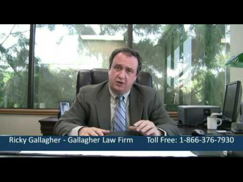 Gallagher Law Firm Louisiana lawyer Divorce Personal Injury Medical Malpractice
