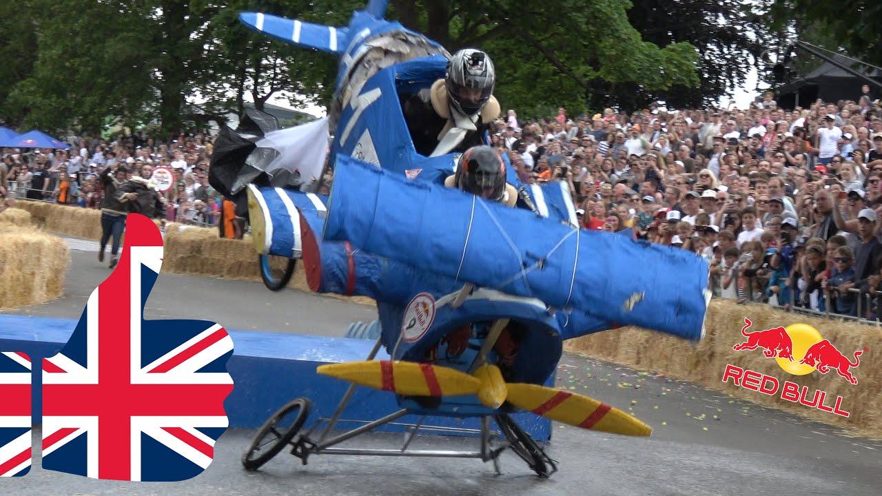 Best of Red Bull Soapbox Race London