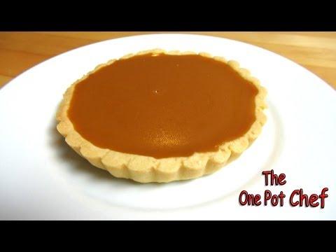 Caramel Tarts | One Pot Chef