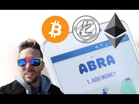Buy, Sell and Trade Cryptocurrency with Abra