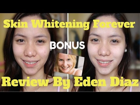 Skin Whitening Forever pdf | Review By Eden Diaz | Does it Really Work