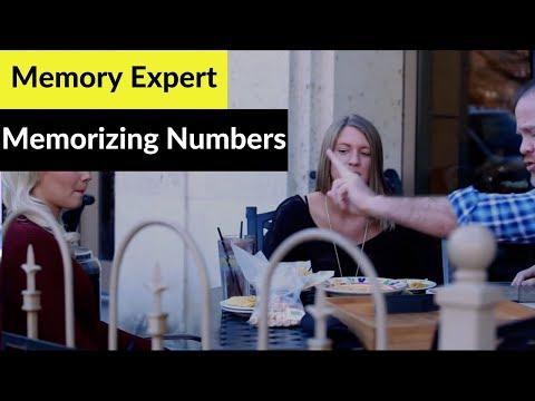 Memory Expert Memorizing Numbers