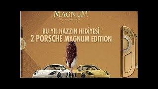Magnum Porsche çekilişi Music Jinni