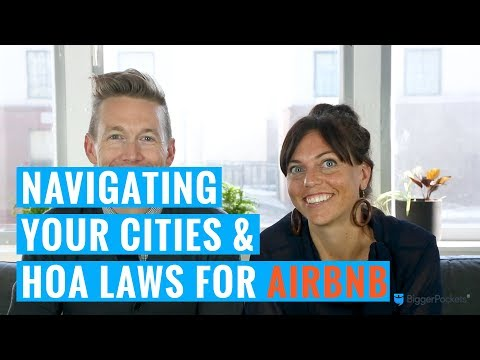 Navigating Your Cities & HOA Laws for Airbnb